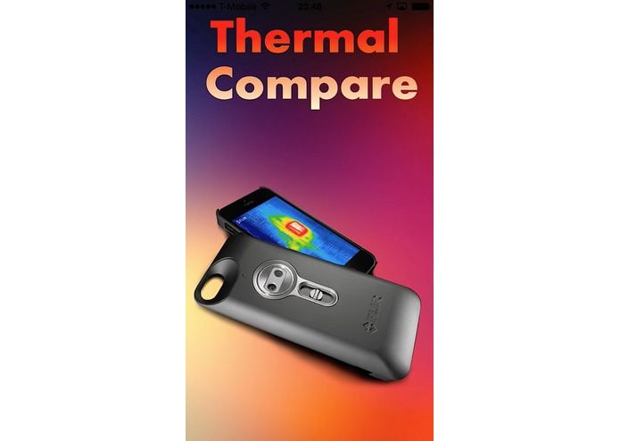 Thermal Compare – screenshot 2