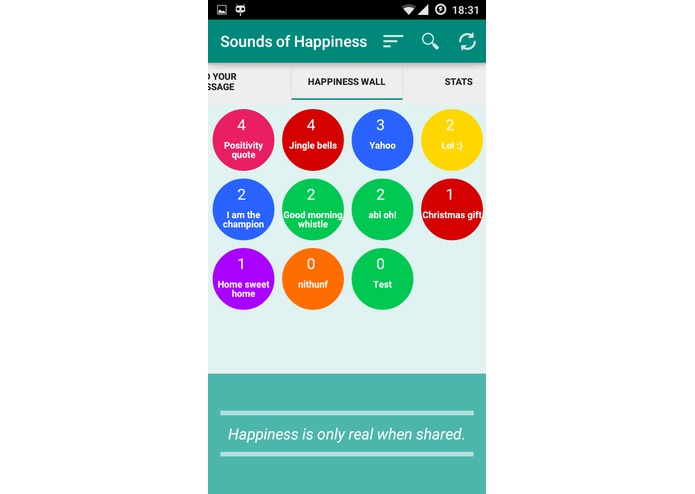 Sounds of Happiness – screenshot 4
