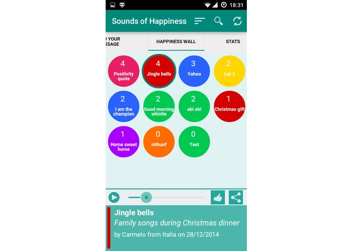 Sounds of Happiness – screenshot 5