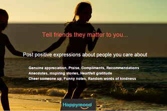 Happymood- Happy Notes to make others smile