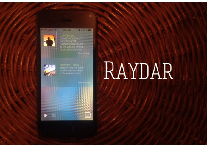 Raydar – screenshot 1
