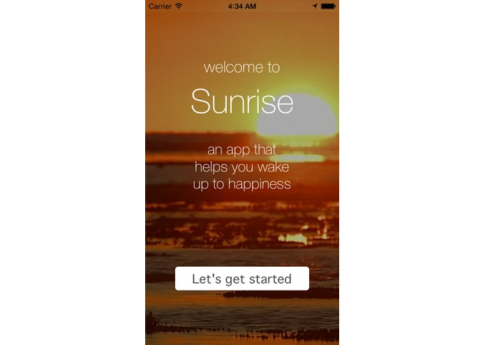Sunrise – screenshot 5