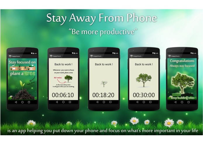 Stay Away From Phone – screenshot 4