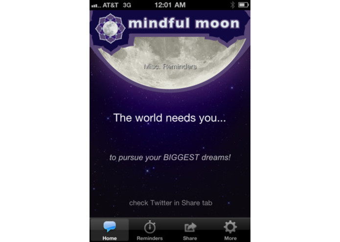 Mindful Moon – screenshot 4