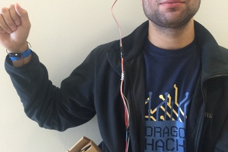 Wearable Ultrasonic Obstacle Detector