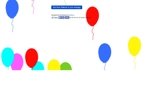 Balloons All Over
