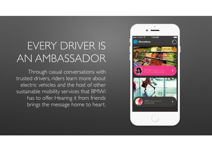 BMW ShareNow – screenshot 5