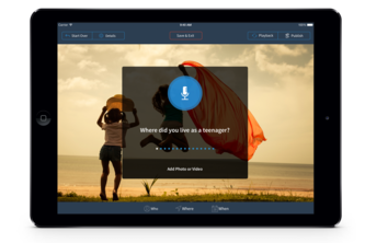 StoryPress completely Re-imagines Storytelling for Family History