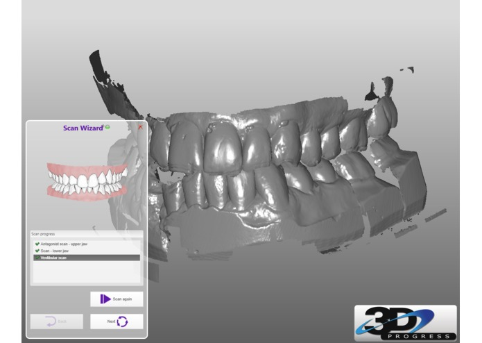 Dental Operatory Augmented Reality Room – screenshot 2