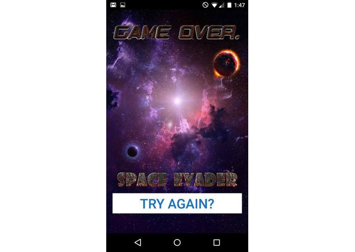 Space Evader – screenshot 3