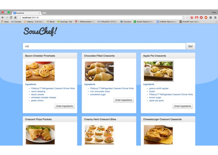 SousChef – screenshot 3