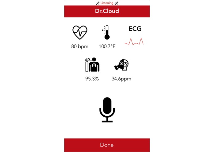 Dr.Cloud - Real-time Vitals Monitoring | Instant Diagnosis | Instant Medication Delivery – screenshot 3