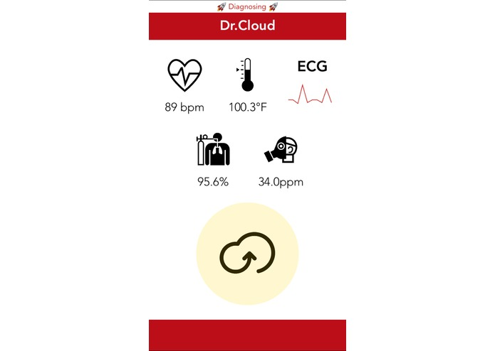 Dr.Cloud - Real-time Vitals Monitoring | Instant Diagnosis | Instant Medication Delivery – screenshot 4