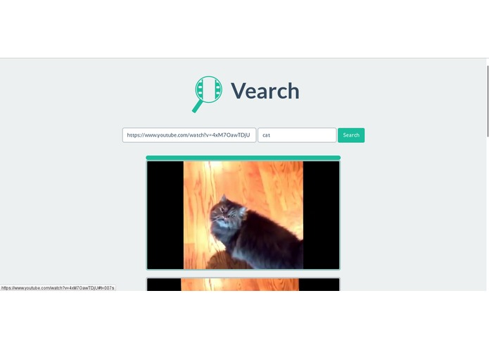 Vearch – screenshot 2