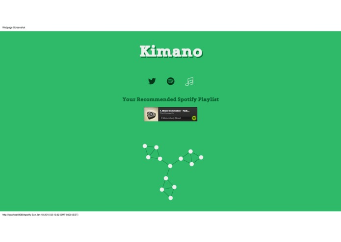 Kimano – screenshot 3