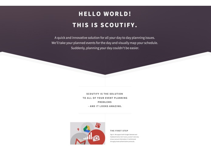 Scoutify – screenshot 2