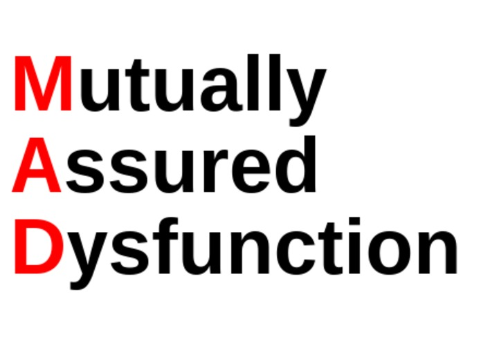 Mutually Assured Dysfunction – screenshot 1