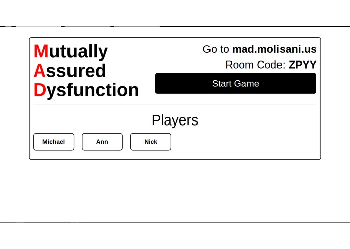 Mutually Assured Dysfunction – screenshot 2