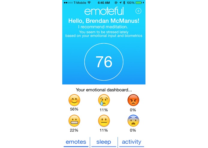 Emoteful – screenshot 1