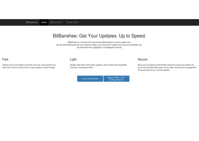 BitBanshee – screenshot 1