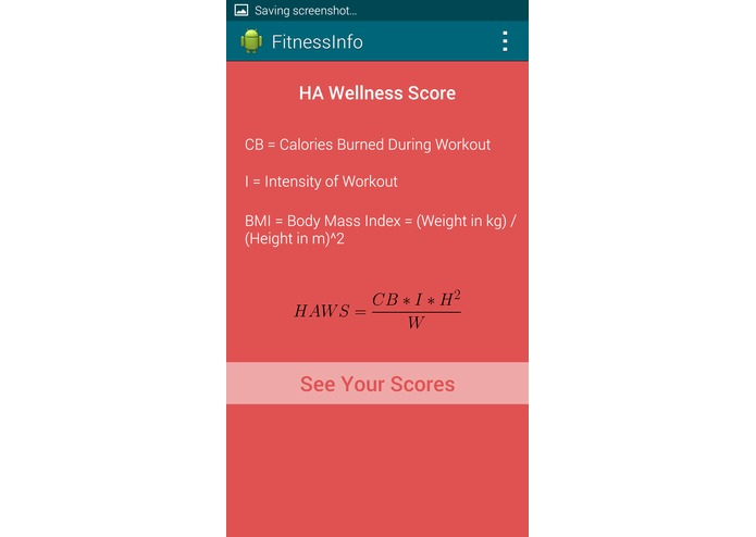 HealthAware – screenshot 8