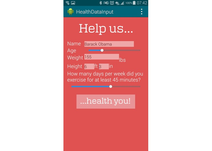 HealthAware – screenshot 12