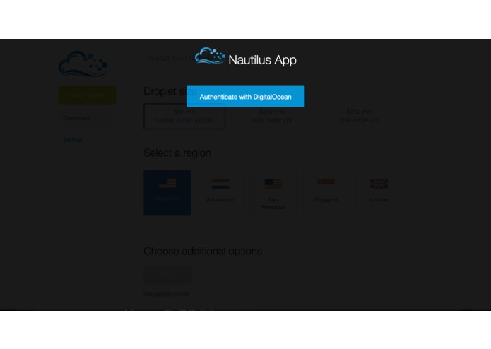 Nautilus – screenshot 1