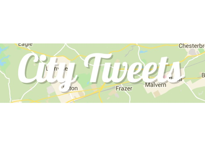 City Tweets – screenshot 1