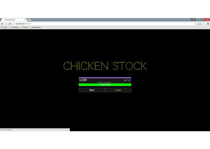 Chicken Stock – screenshot 1