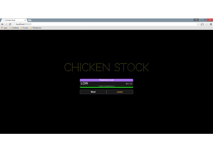 Chicken Stock – screenshot 2