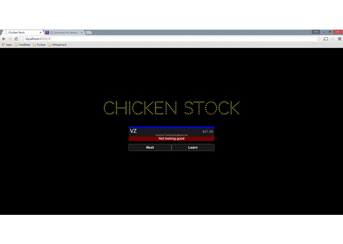 Chicken Stock – screenshot 3