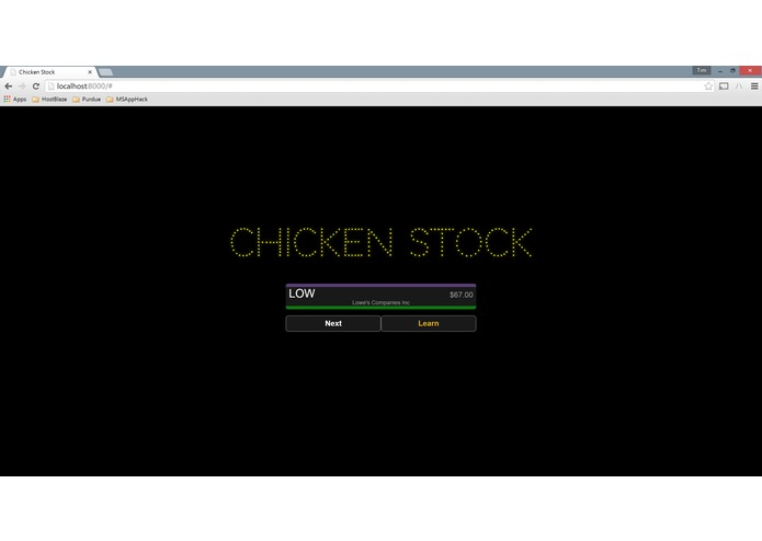 Chicken Stock – screenshot 4