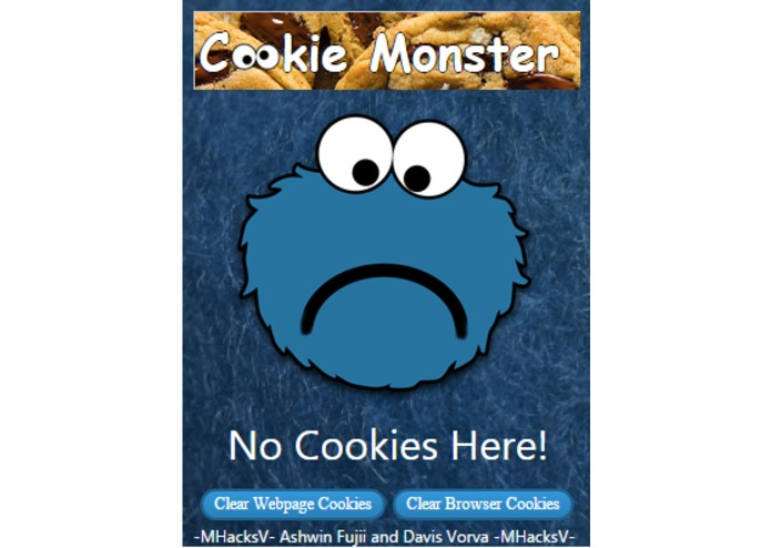 CookieMonster – screenshot 1