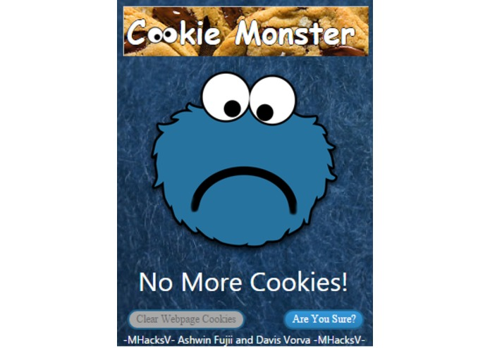 CookieMonster – screenshot 4
