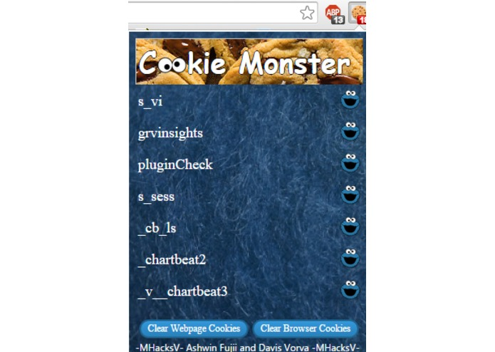CookieMonster – screenshot 10