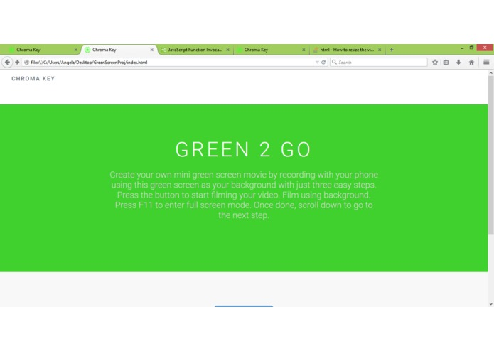 Green 2 Go – screenshot 1