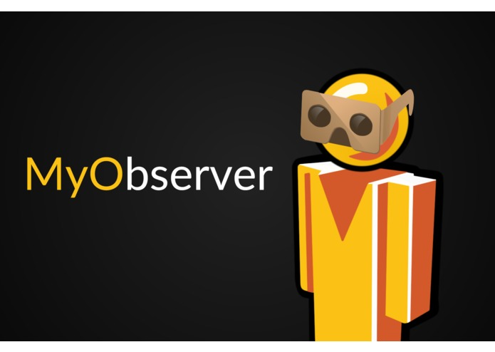 MyObserver – screenshot 1