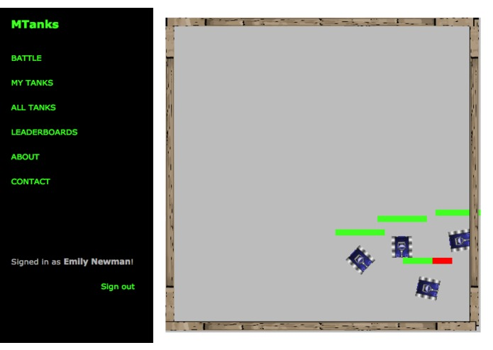 MTanks – screenshot 3