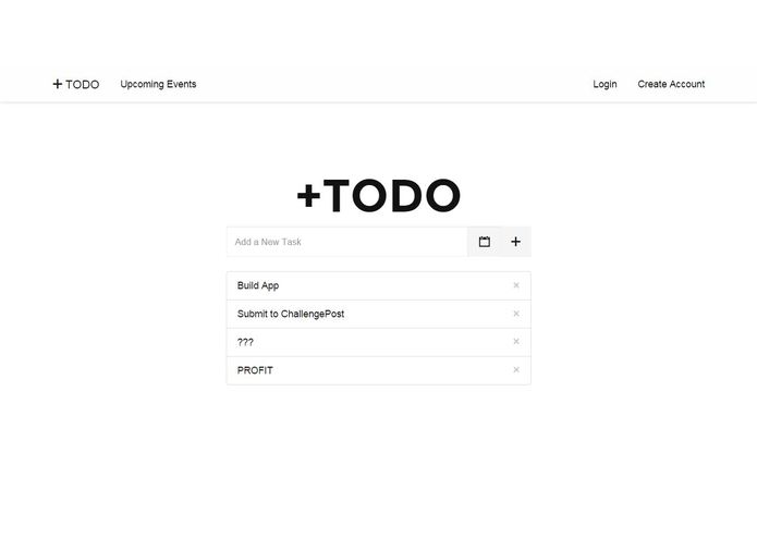 +TODO – screenshot 1