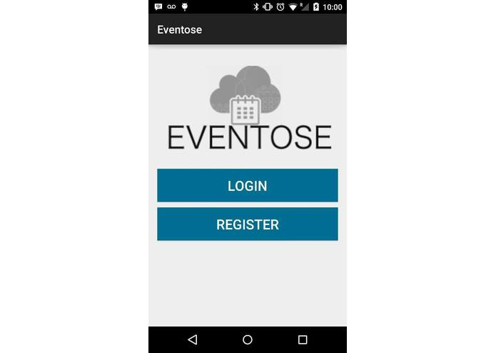 Eventose – screenshot 1