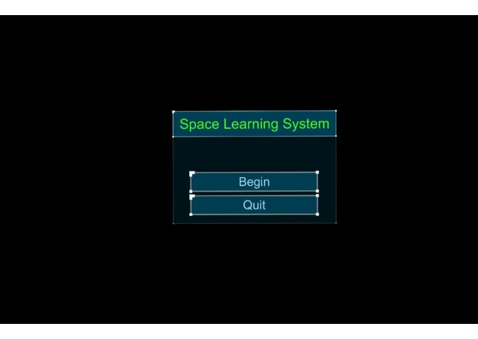 Space Learning System – screenshot 1
