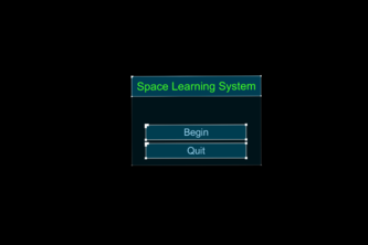 Space Learning System