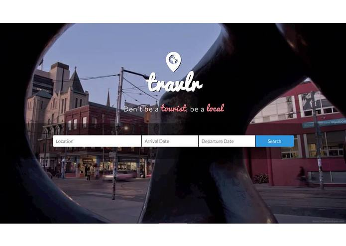 travlr – screenshot 1