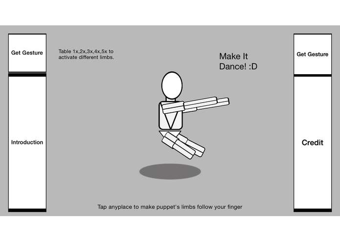 Puppet Inverse Kinematics – screenshot 2