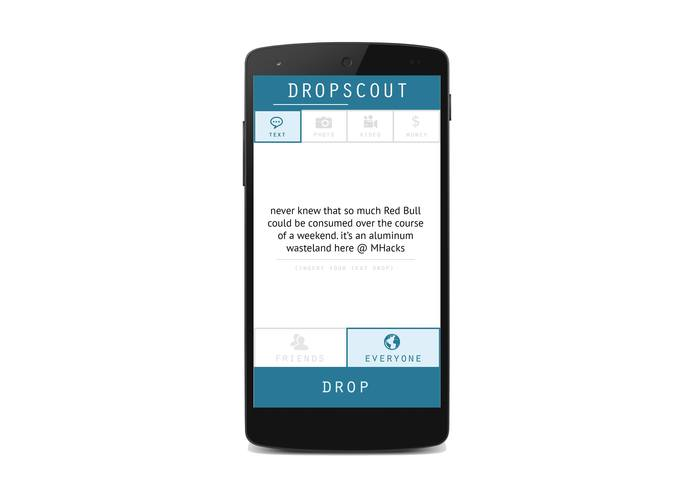 Dropscout – screenshot 1