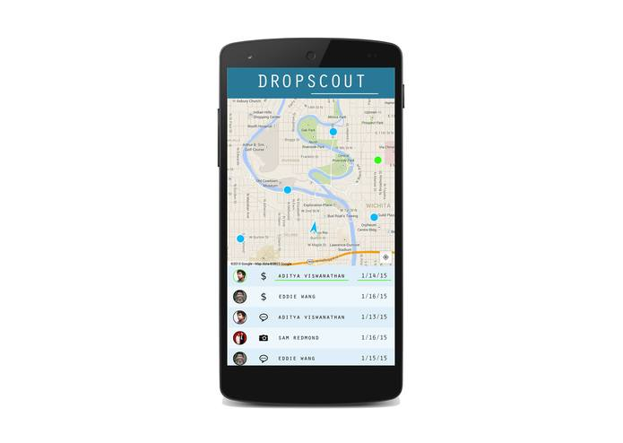 Dropscout – screenshot 2