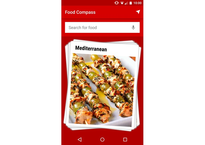 Food Compass – screenshot 6