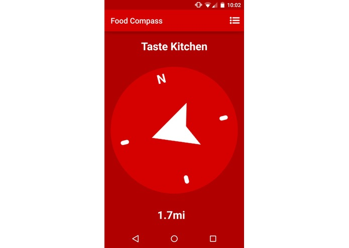 Food Compass – screenshot 8