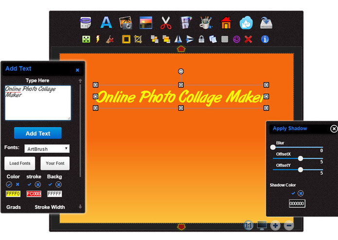 Online Photo Editor and Collage Maker | Devpost