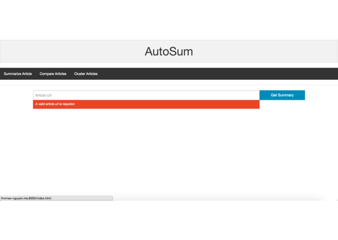 AutoSum – screenshot 2